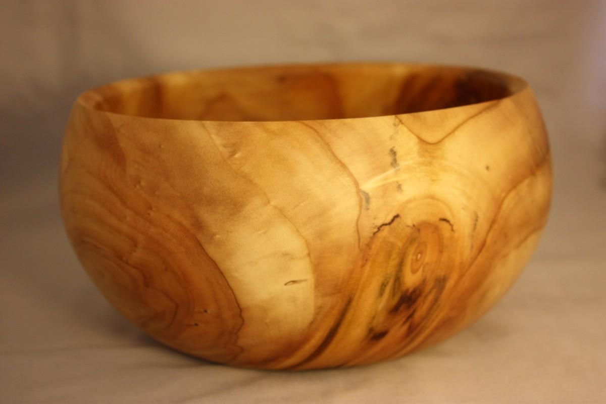 Cerisier Bois De Chauffage : 2009. Bois: peuplier-faux tremble. Diam?tre: 30cm env.